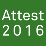 Meaningful Use Attest 2016