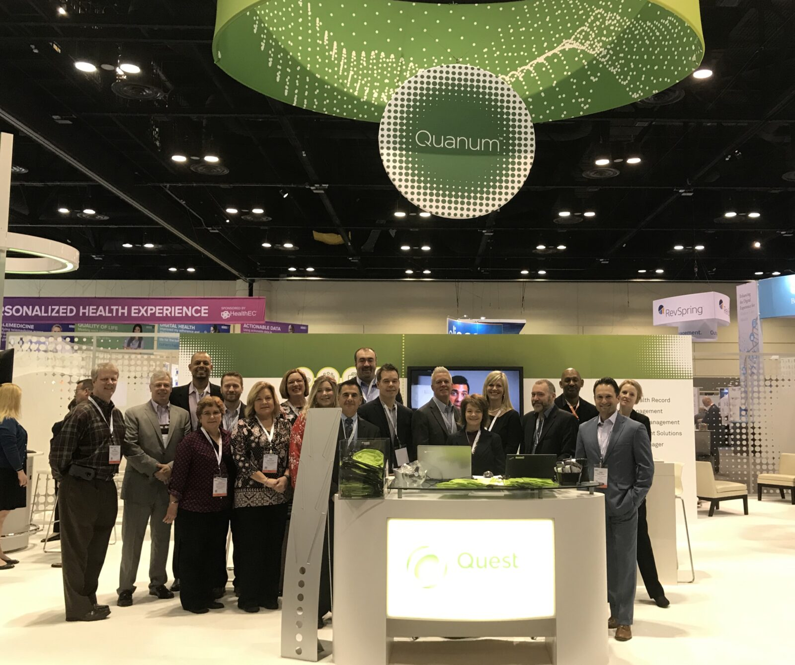 HIMSS20 Quest Diagnostics